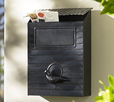 Aviary Mailbox traditional-mailboxes