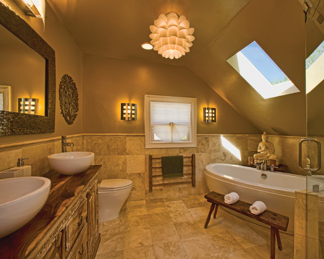 2012 Coty Award Winning Bathrooms Mediterranean