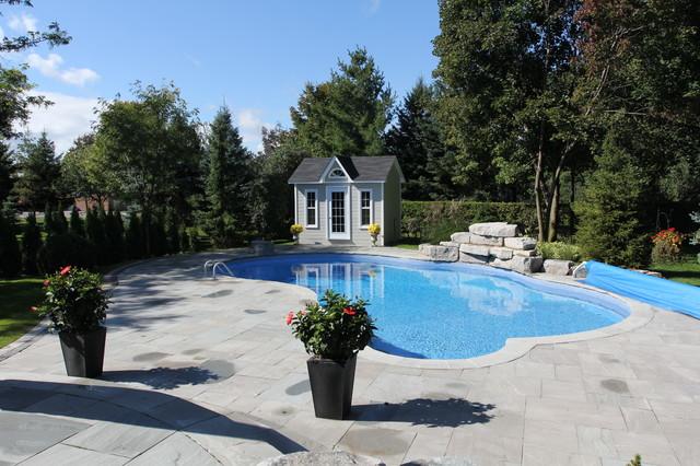 Pool Cabanas Modern Prefab Studios Toronto By