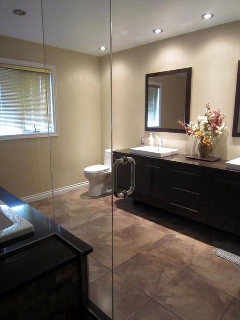 Master Bathroom Luxury contemporary-bathroom