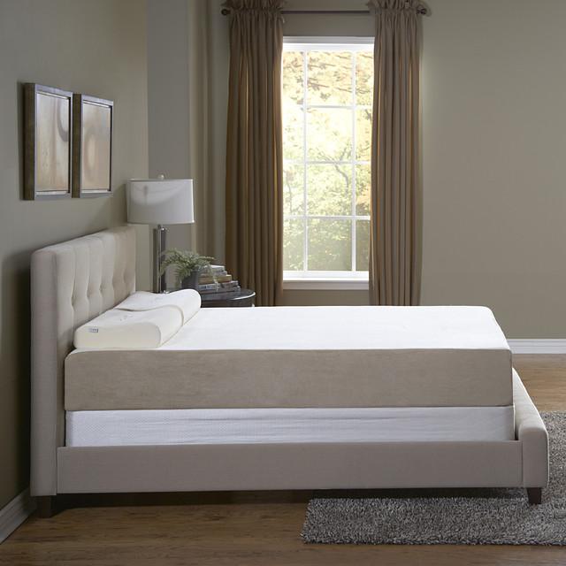 Nature's Sleep Memory Foam Mattress Collection traditional-mattresses