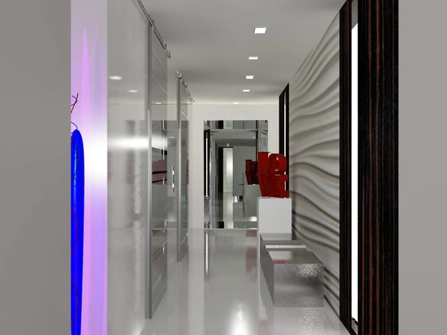 Miami - Brickell - By PepeCalderinDesign - Interior designer Miami - Modern contemporary-rendering