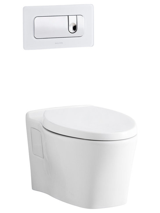Pleo Wall-Mount Bowl and Carrier System Package, Less Actuator and Seat -