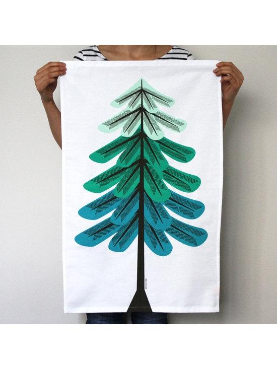 Winter 'Tree' Towel -