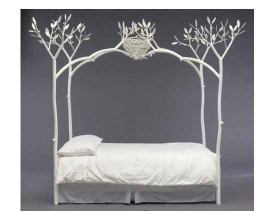 White Tree Bed -