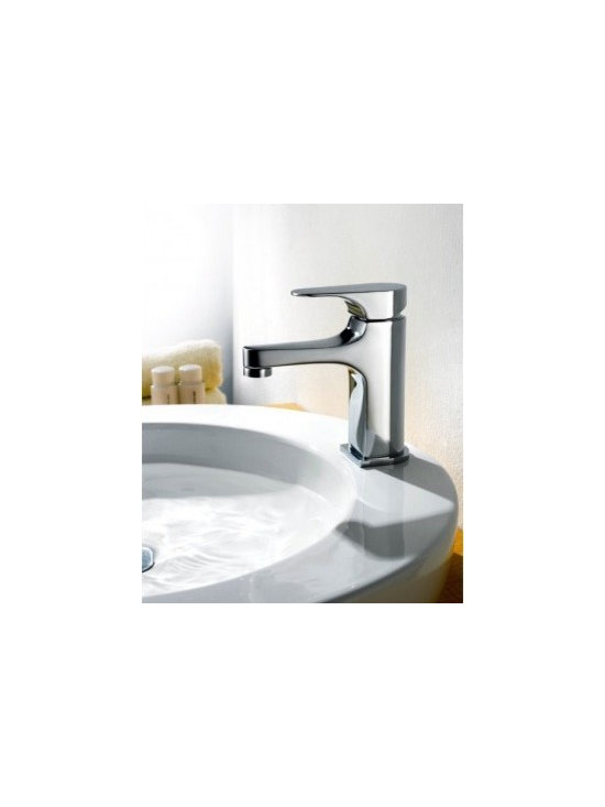 Dawn Single-Lever Lavatory Faucet AB52 1662 - Solid brass construction