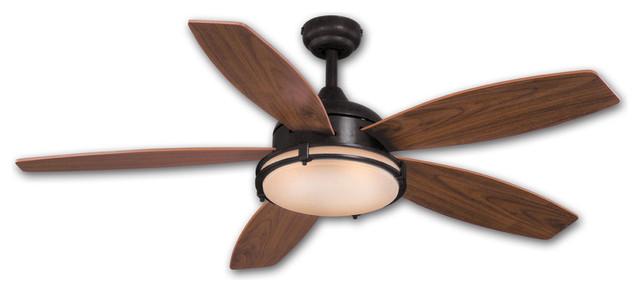Taliesin 52 Quot Ceiling Fan Craftsman Ceiling Fans