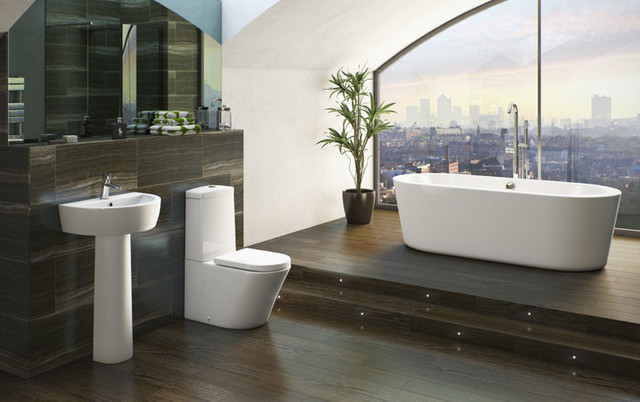Comvictoria Plumb Bathrooms : Arc Bathroom Suite Range - Victoria Plumb bathroom