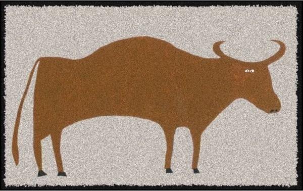 Bull Design Outdoor Rug outdoor-rugs
