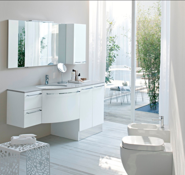 My Fly Evo Collection by Idea Group modern-bathroom-vanities-and-sink-consoles