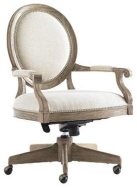 Sligh Barton Creek Bradshaw Desk Chair modern-office-chairs