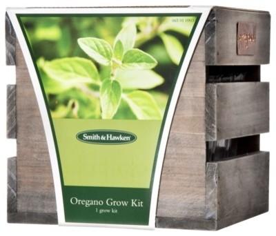 Smith & Hawken Herb Grow Kit, Oregano traditional-plants
