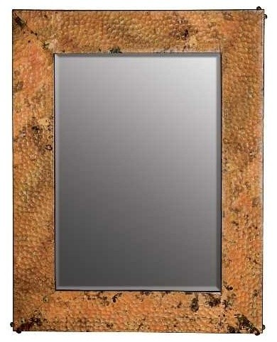 Native Trails Small Tuscany Mirror Rustic Bathroom Mirrors By DirectSinks
