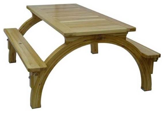 Modern Design Picnic Table - Modern picnic table designs