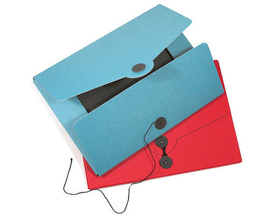 Soho Presentation Folder with Tie -