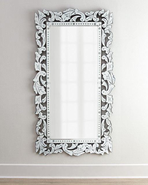 ... Venetian Mirror - Traditional - Wall Mirrors - dallas - by Horchow