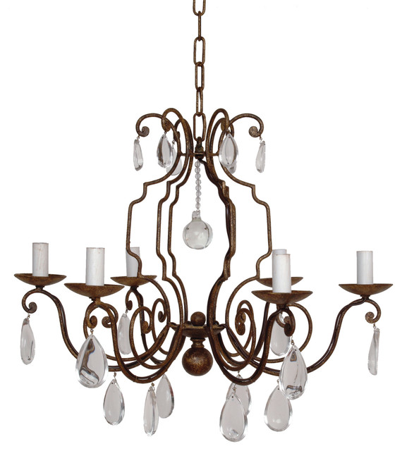 CL21/6 traditional-chandeliers