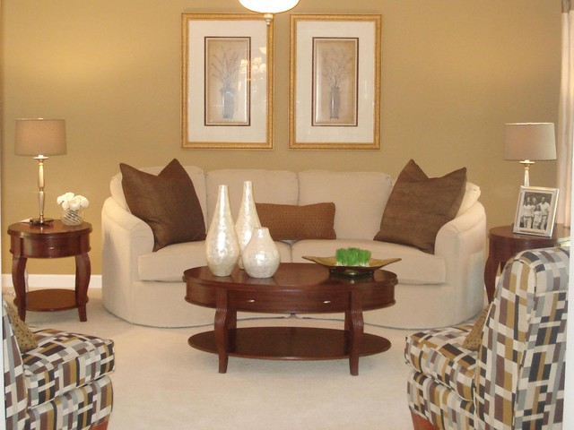 Residential Spaces living-room