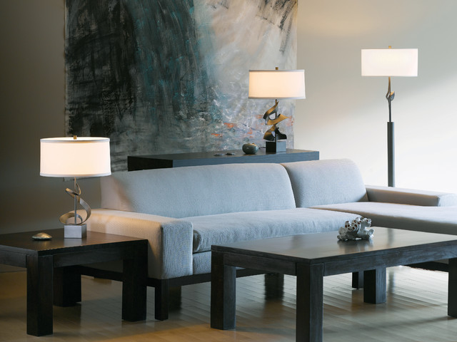 Hubbardton Forge contemporary-living-room