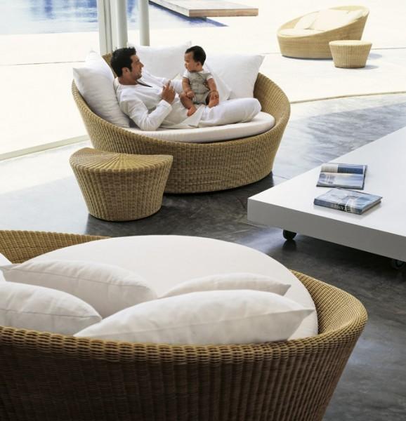 Richard frinier collections for dedon contemporary los - Dedon outdoor furniture outlet ...