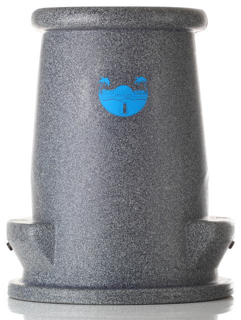 Removable Swim Up Bar Stool Liquidseat Charcoal Granite