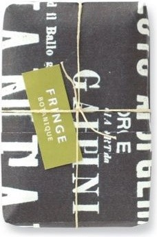 "Fringe ""Masked Ball"" Botanique Document Soap contemporary-bathroom-accessories"