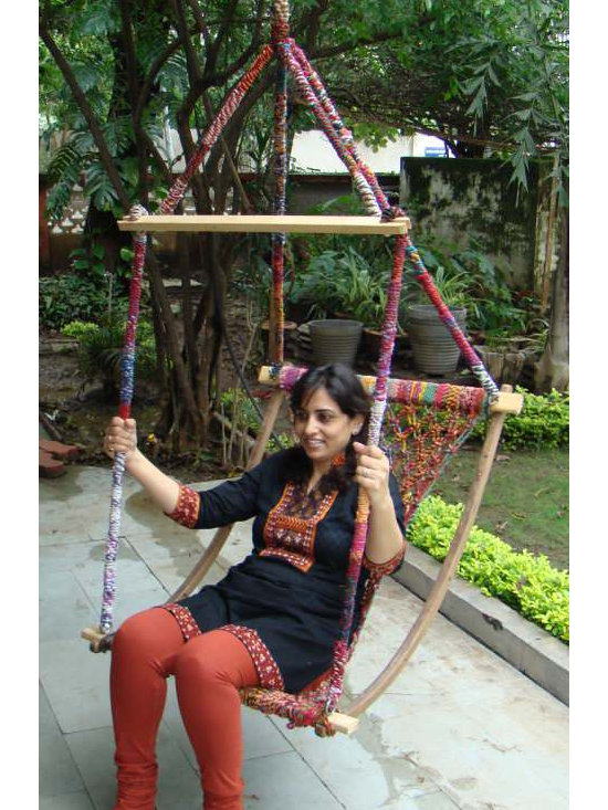 Recycled Cotton Swings -