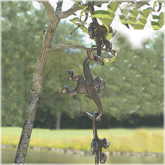 Monkey Chain Extenders  outdoor planters