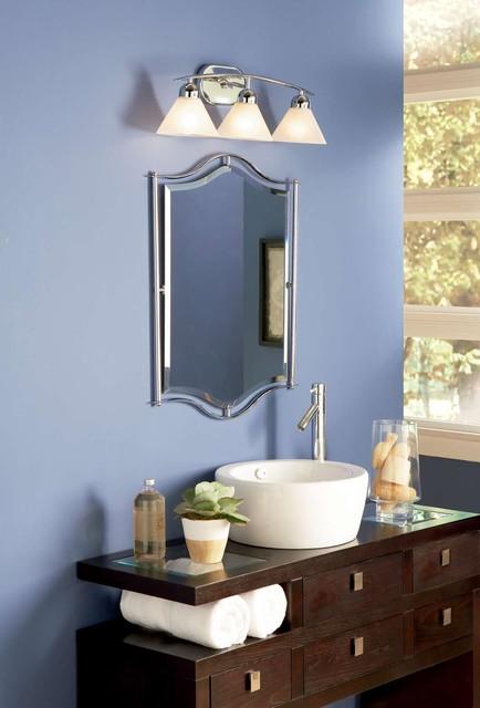 Quoizel Lighting contemporary-bathroom-vanity-lighting