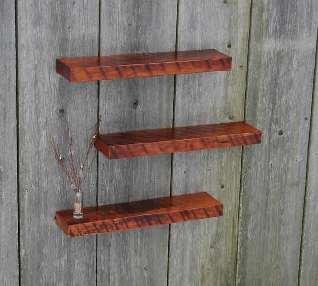 cherry wood floating cherry wood shelves rh cherrywoodbirimon blogspot com floating shelves chestnut dark cherry floating shelves