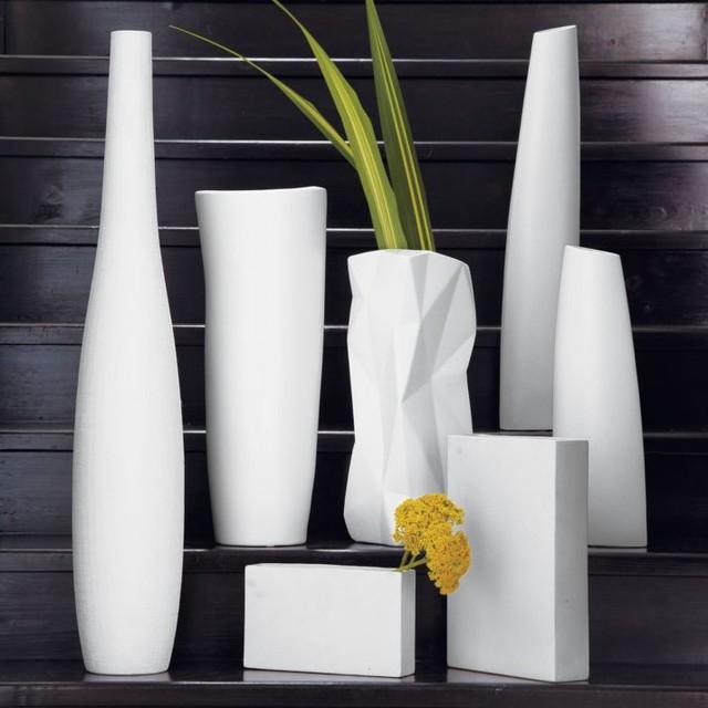 Facet Vase modern-vases
