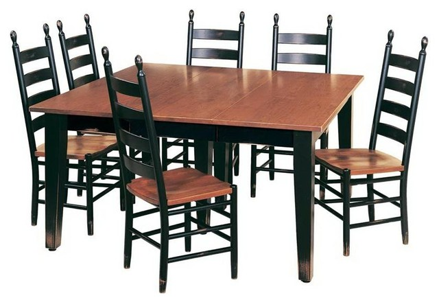 keystone collection amish shaker dining