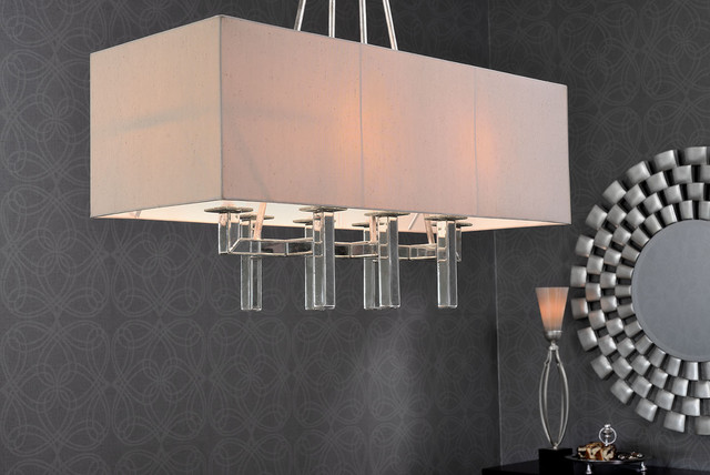 Chandelier Contemporary Dining Room Toronto By Sarah St Amand Interi