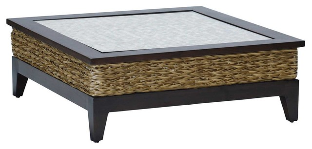 Aqua Square Coffee Table Outdoor Coffee Tables Birmingham By Summer Classics