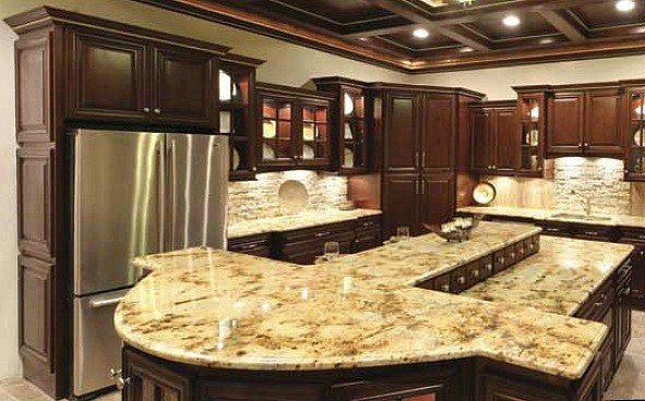 Bristol Chocolate Kitchen Cabinets Home Design modern