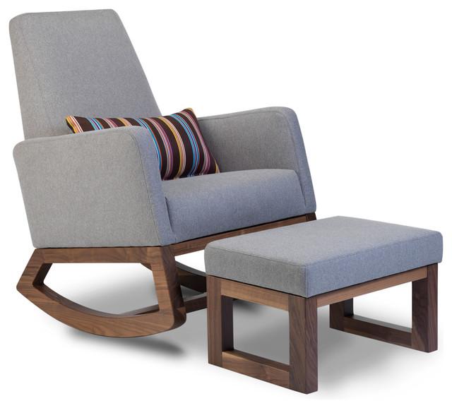 Joya Rocker - Modern - Rocking Chairs - toronto - by Monte Design