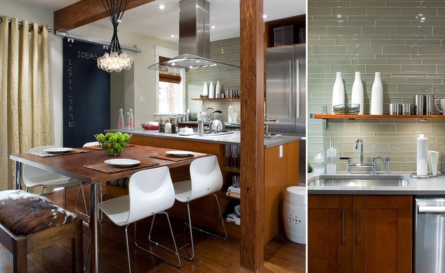 Candice Olson Design - contemporary - kitchen - toronto - by ...