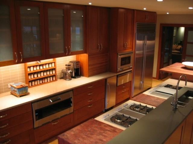 A Kitchen for a true Friend...We will always miss you Frank modern-kitchen