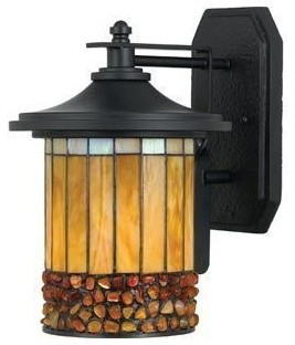 Northridge Agate Outdoor Wall Mount Lamp - traditional - outdoor ...