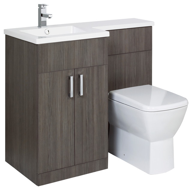Bathroom Storage Ideas - Modern - Bathroom Vanity Units & Sink Cabinets - london - by Plumbonline