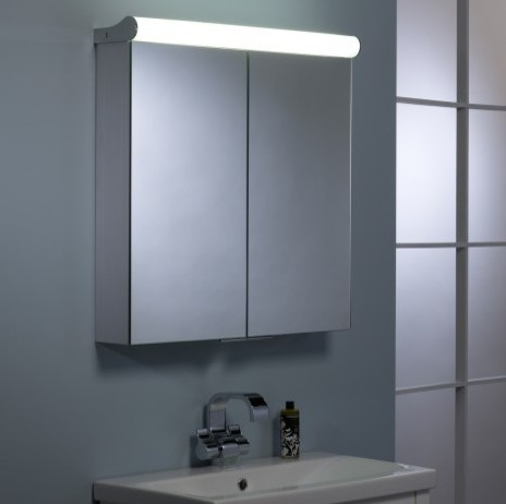 Mirror Cabinet modern-bathroom-cabinets-and-shelves