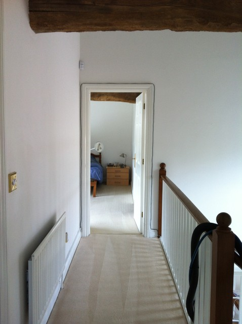 Carpet cleaning projects across Brighton and Hove traditional-hall