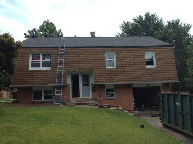 Bi Level Residential Exterior Renovation