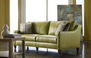 Leather Furniture traditional-sofas