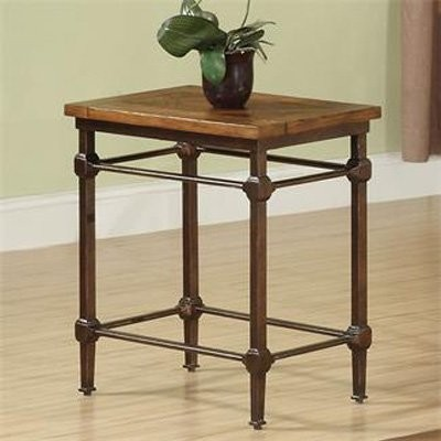 Riverside Casa Grande Chairside Table modern-nightstands-and-bedside-tables