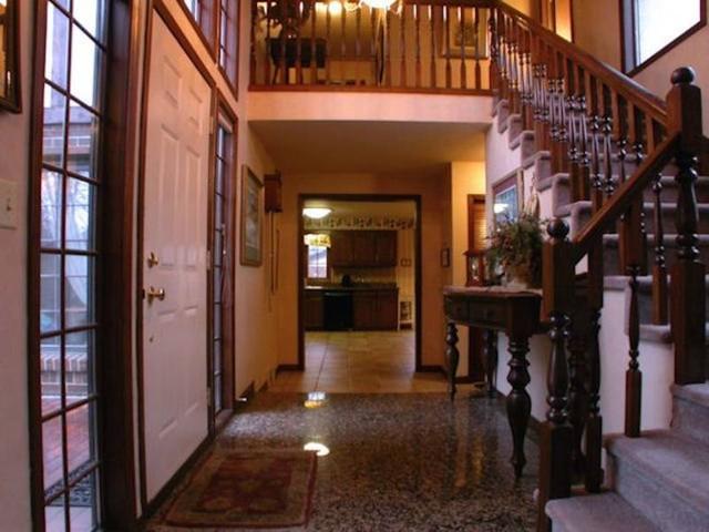 Foyer Renovation traditional