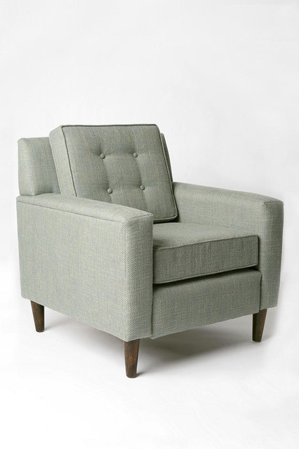 Tweed Lulu Chair modern-armchairs