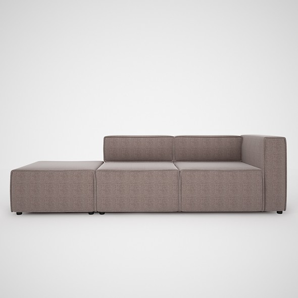 Modern and Contemporary Chaise Lounges & Daybeds - modern - day ...