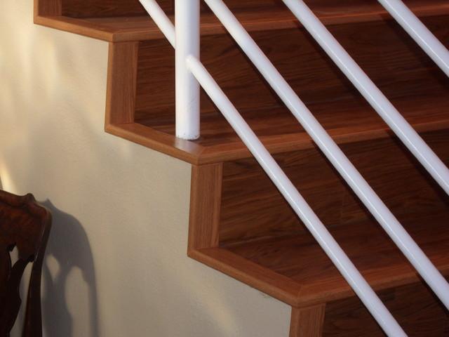 Konecto LVT Stairs 2 Contemporary Vinyl Flooring