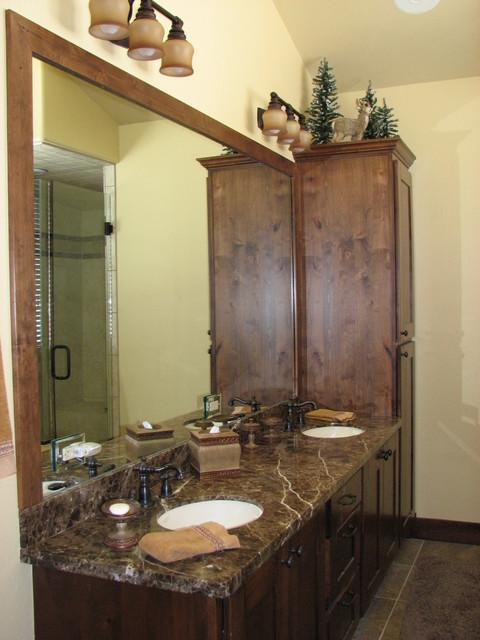 D&M Designs - Interiors & Blinds traditional-bathroom